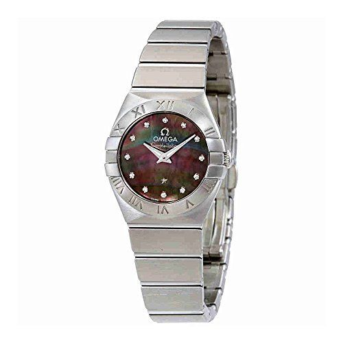 Omega Constellation Ladies Watch 123 10 24 60 57 003 -- You can get more details...