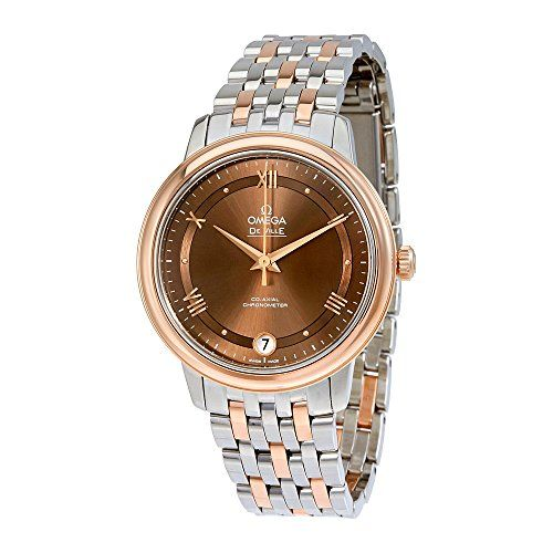 Omega De Ville Automatic Ladies Watch 424.20.33.20.13.001 -- Check out the image...