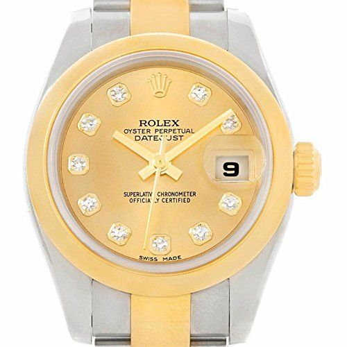Rolex Datejust automatic-self-wind womens Watch 179163 (Certified Pre-owned) ***...