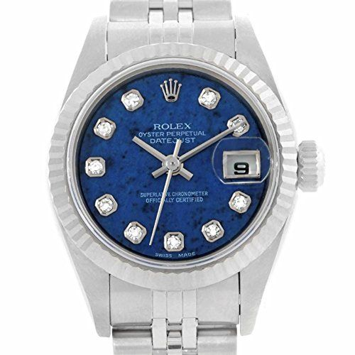 Rolex Datejust automatic-self-wind womens Watch 79174 (Certified Pre-owned) -- Y...