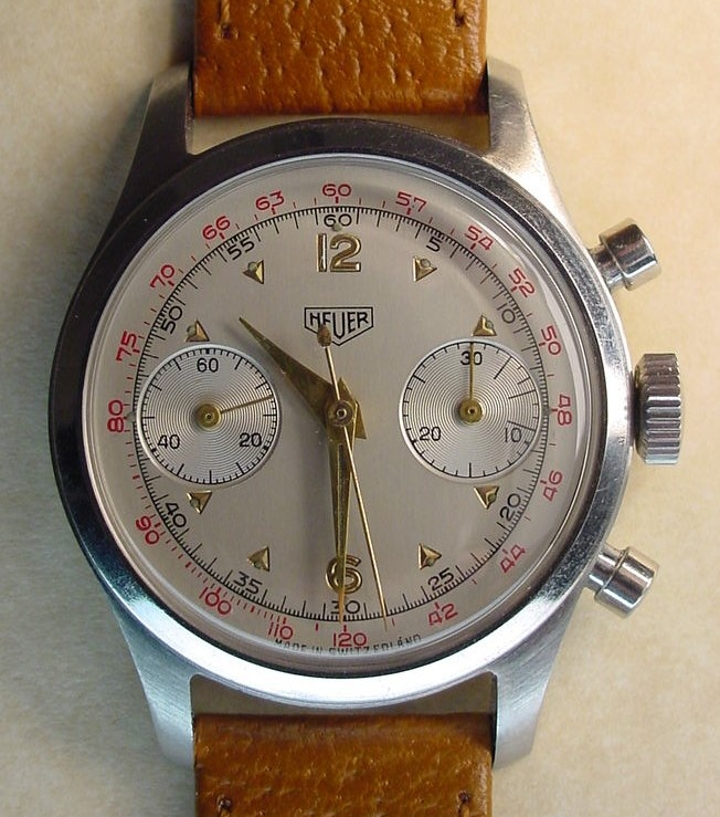 Heuer in the 60's