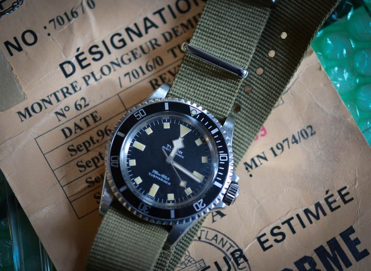 In the 1960s and 1970s Tudor Submariners were on the wrists of the some of the m...