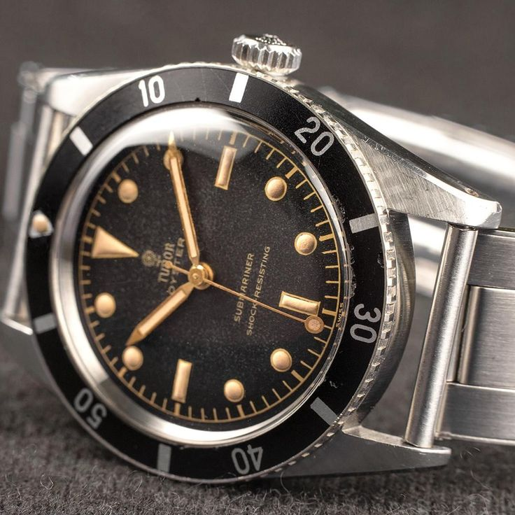 """TUDOR Watch OFFICIAL on Instagram: """"The Submariner reference 7923 was launched..."""