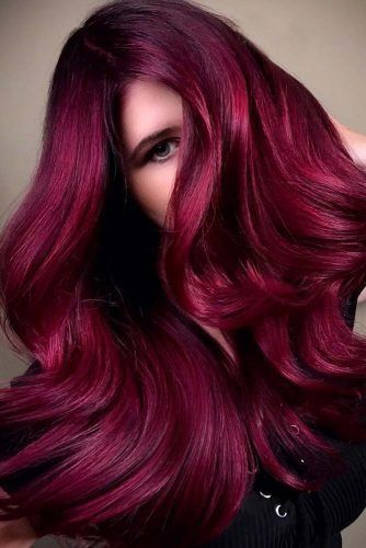 Burgundy Hair - Is It For You? #balayage ❤️ Check out these gorgeous burgund...
