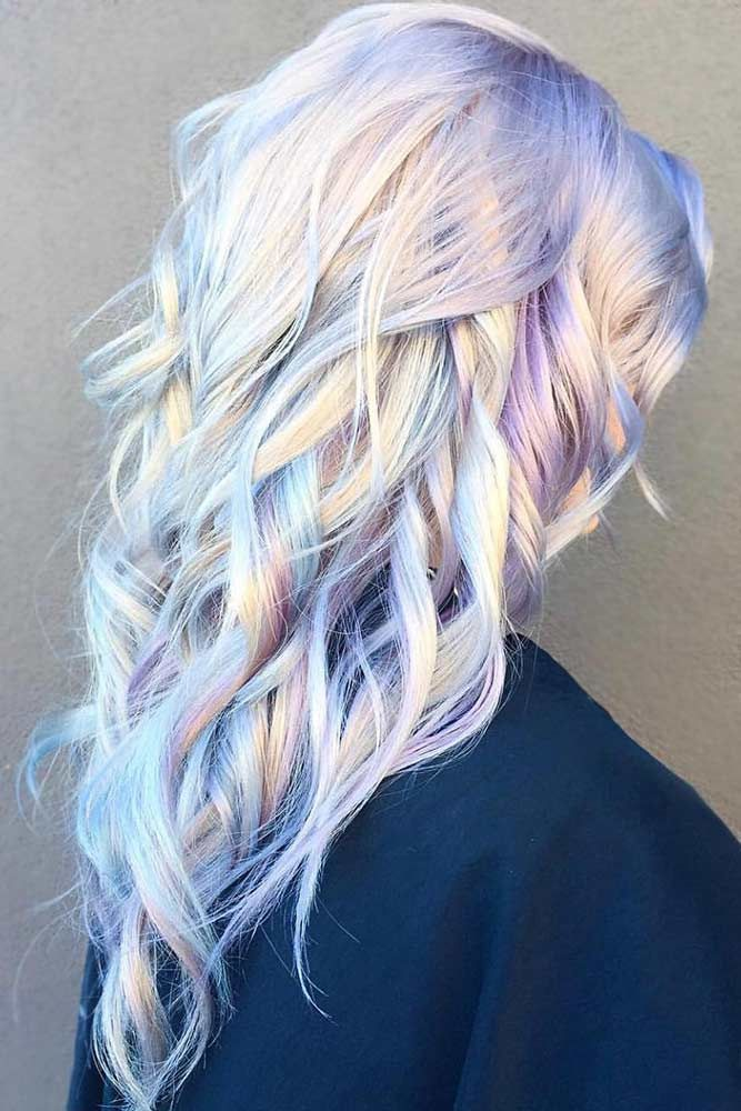 What Is Holographic Hair #holographichair ❤️ If you are about to go trendy, ...