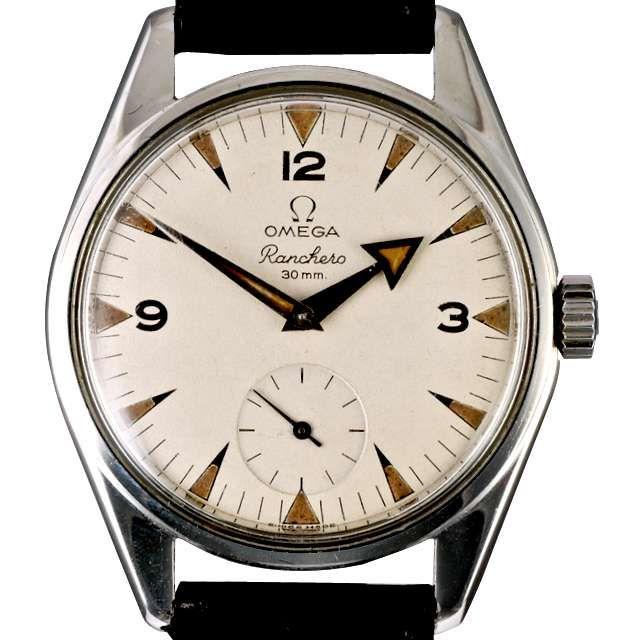 1959 Omega Ranchero white dial ref. CK2990