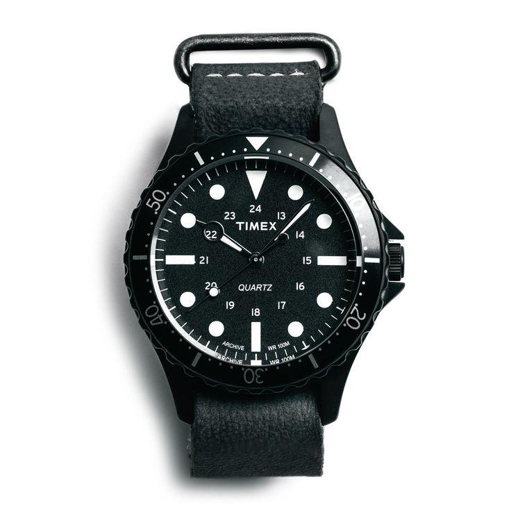 Timex Navi Harbor Uhr