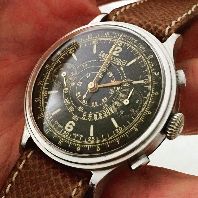 Vintage Watches Collection : (notitle) #MensWatches