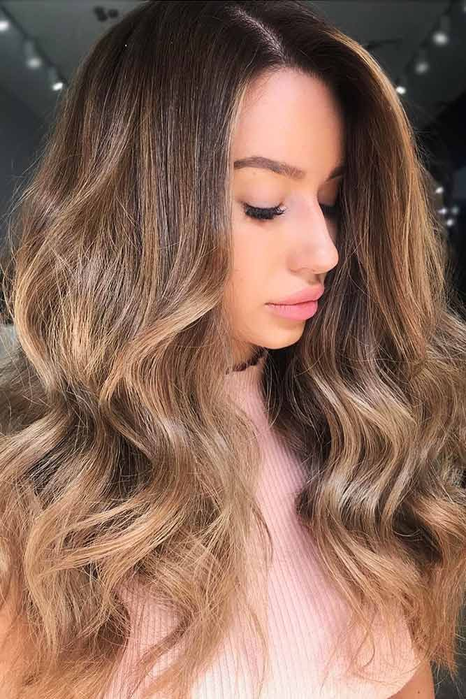 Soft And Subtle Balayage For Brown Hair ❤️ Balayage Is The Hottest New Hair ...