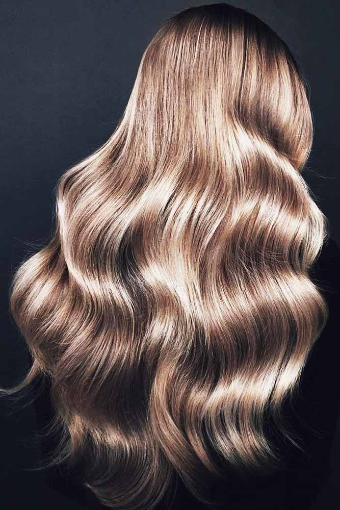 Winter Wheat #balayage ❤️ Balayage Is The Hottest New Hair Trend! Here we ha...