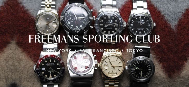 freemans sporting club tokyo - Google Search
