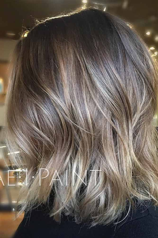 Stylish Dark Blonde Hairstyles ❤️ Try out our stunning ideas of dark blonde ...