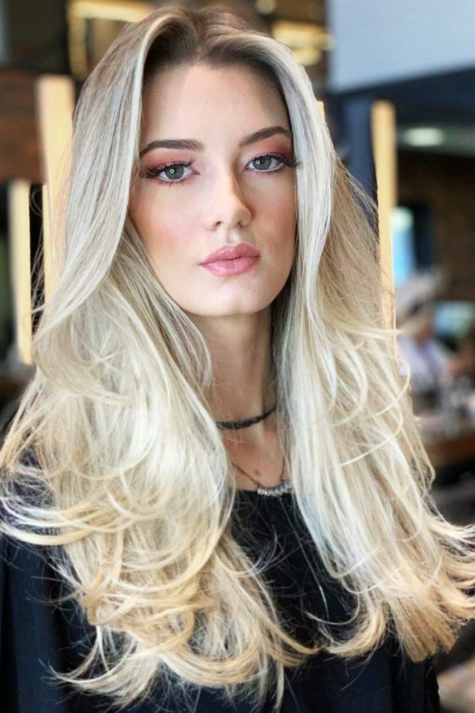 Beautiful Blonde Hair To Draw His Attention #blondehair ❤️ Try platinum blon...
