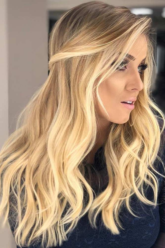 Best Color Ideas For Blonde Hair #blondehair #ombre ❤️ Are you looking for b...