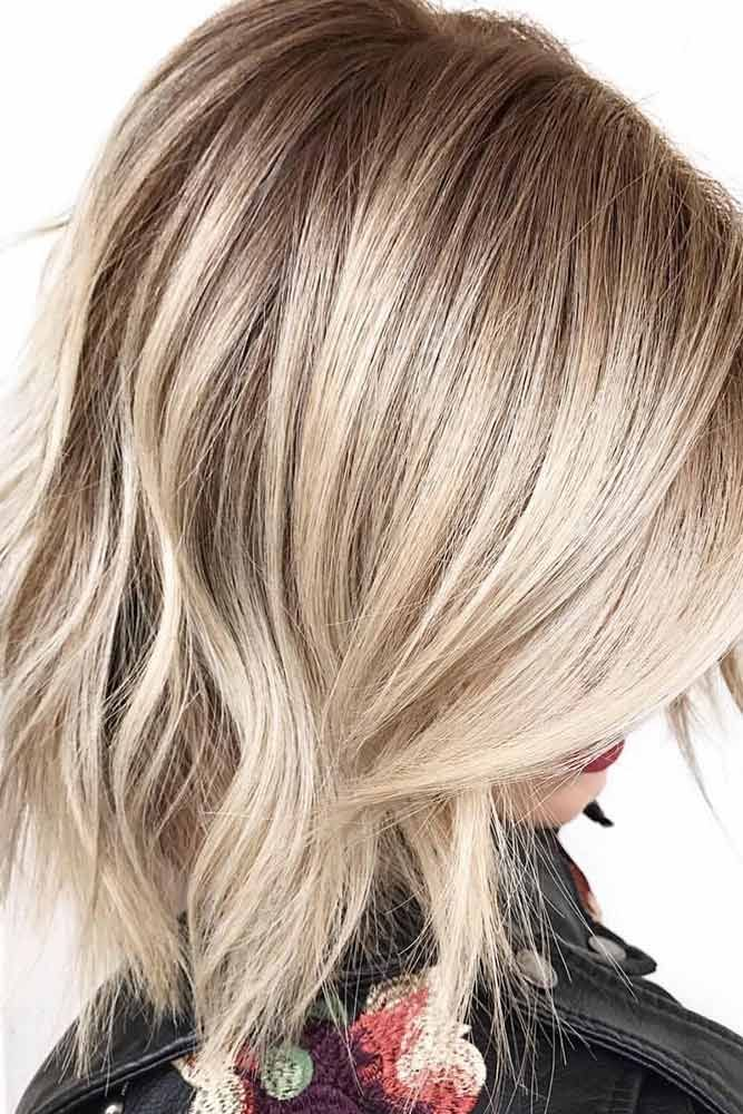 Brownish Lowlights #lowlights ❤️ If you want to make your hair color deeper,...