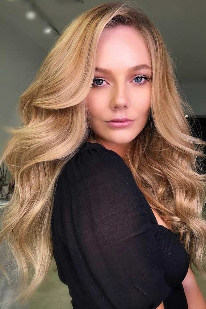 Chestnut Brown Lowlights #lowlights ❤️ If you want to make your hair color d...