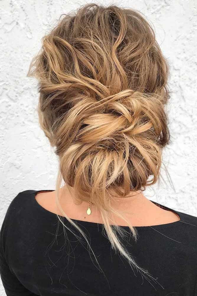 Chic Updos For Blonde Hair #blondehair #updo ❤️ Try out our stunning ideas o...