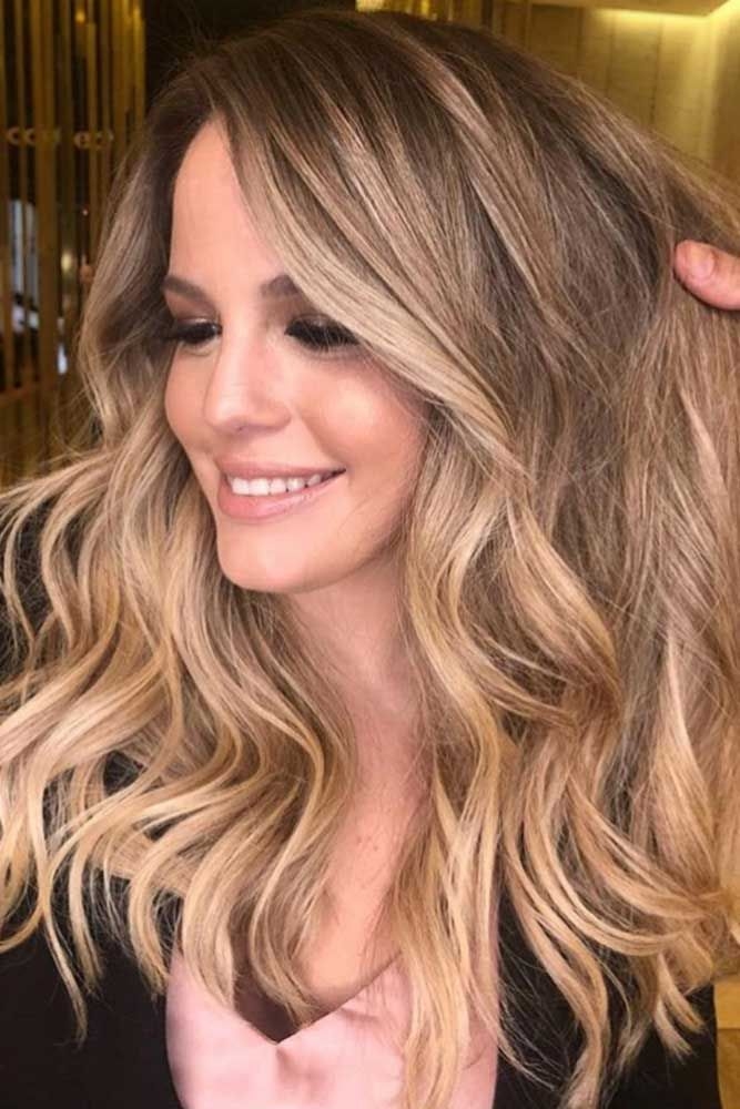 Dark Blonde Hair Ideas #blondehair #brunette ❤️ Try out our stunning ideas o...
