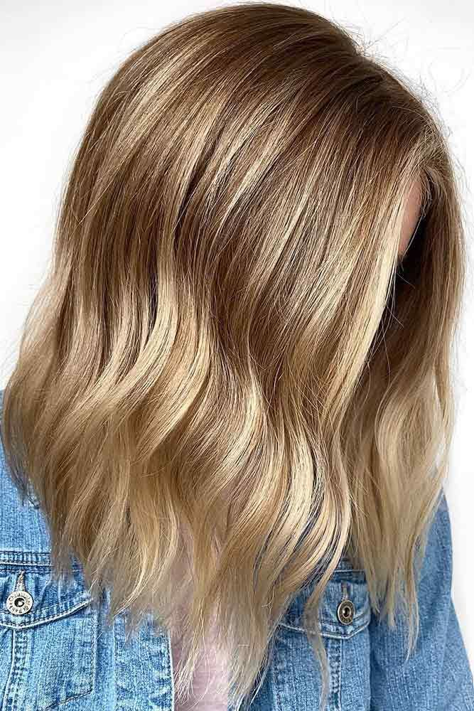 Fresh And Shine Dark Blonde #blondehair #highlights ❤️ Try out our stunning ...