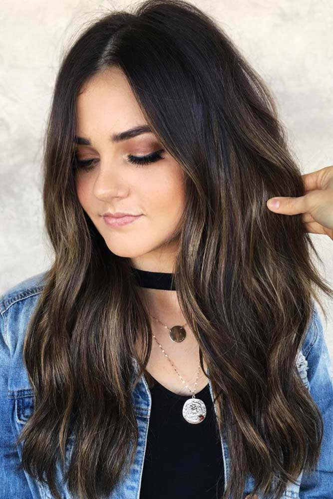 How To Highlight Your Hair #brunette #highlights ❤️ Do you know how awesomel...