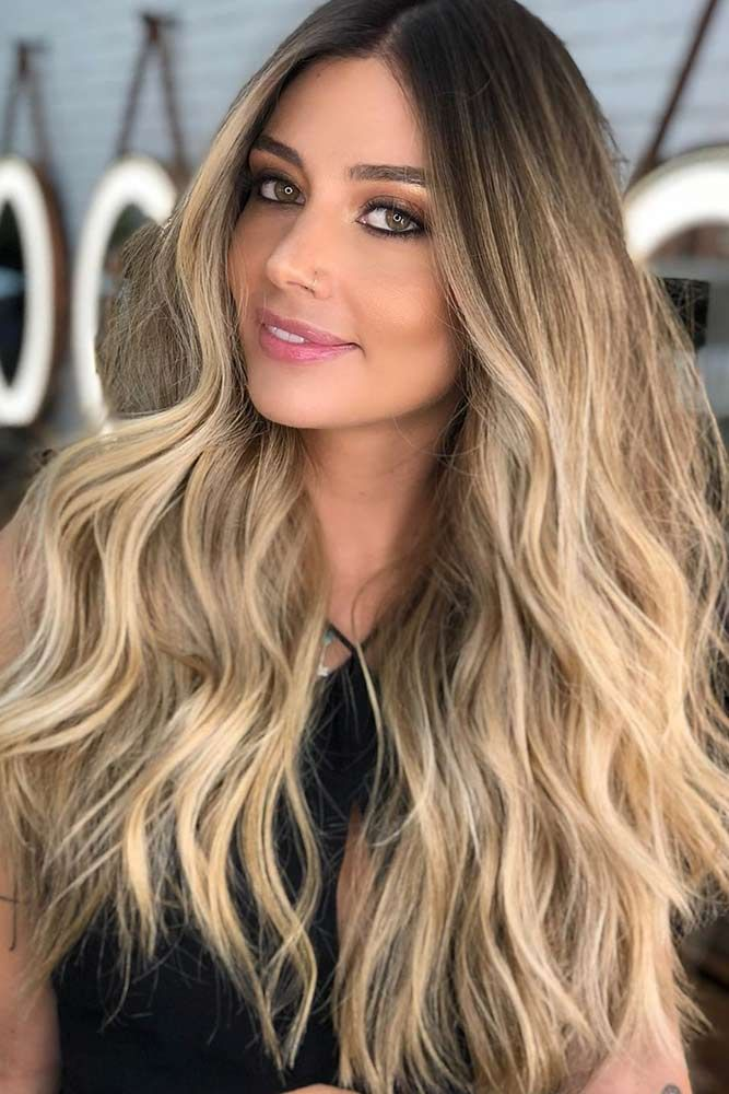 Sandy Blonde #blondehair #brunette ❤️ Try out our stunning ideas of dark blo...