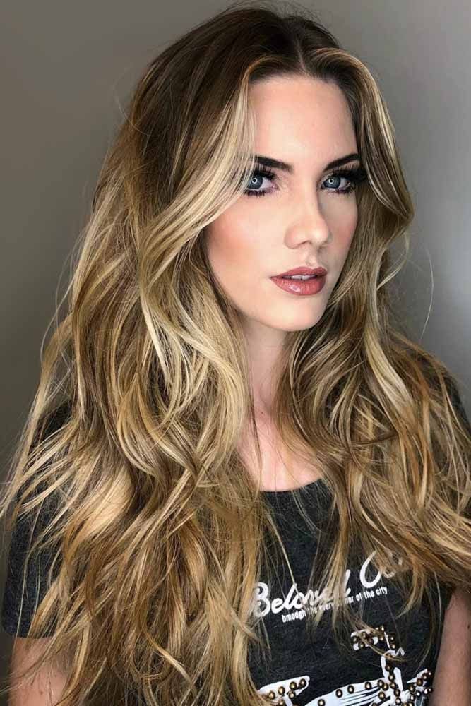 Sassy Blonde #blondehair #brunette #ombre ❤️ Are you looking for blonde ombr...