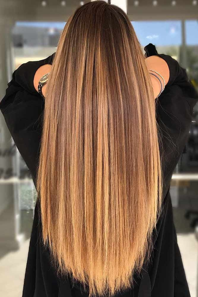 Smooth Dimension #blondehair #honeyblonde ❤️ Want to pull off effortless hon...