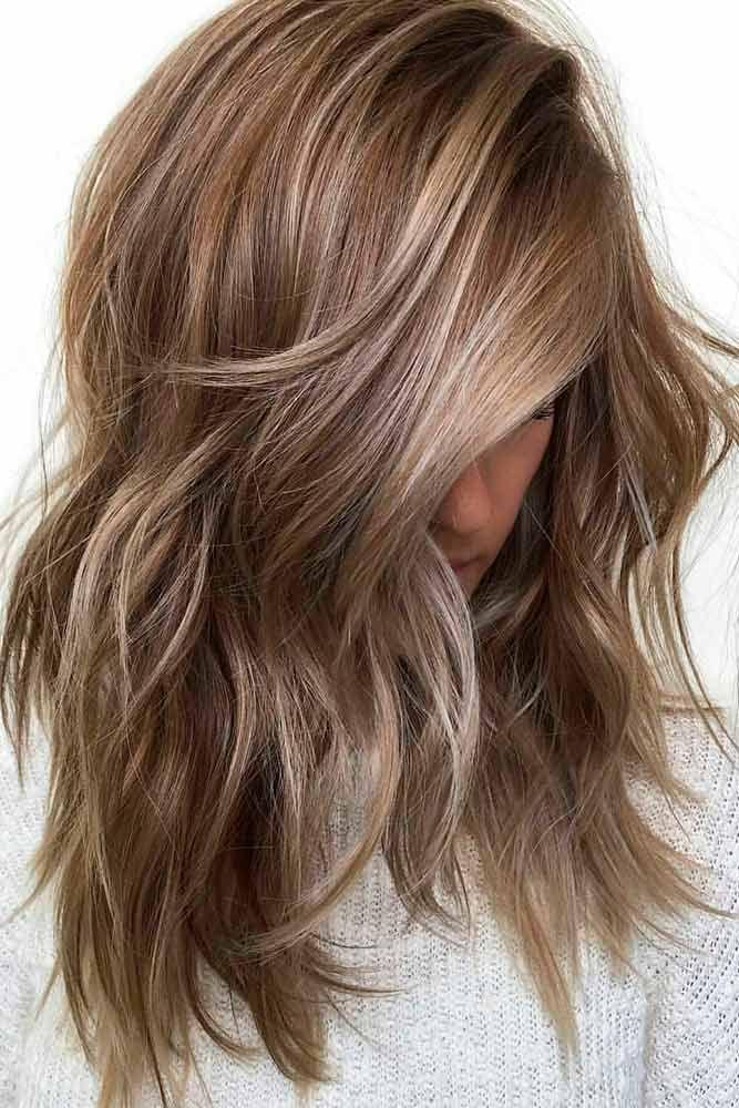 Hair Color 2017 2018 Stylish Dark Blonde Hairstyles