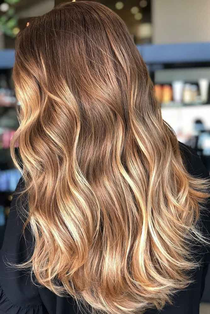 Subtle And Stylish #blondehair #ombre #brownhair ❤️ Are you looking for blon...