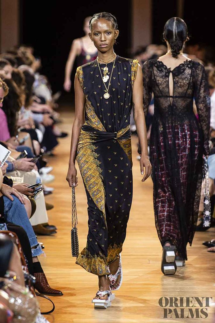 Paco Rabanne Spring-summer 2019 - Ready-to-Wear