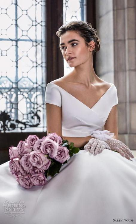 Royal Wedding 2020 Guest List.Wedding Inspiration Via Sareh Nouri Spring 2020 Wedding