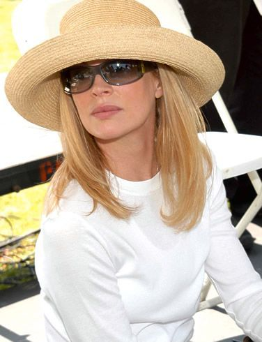 Spring Look : Classic Straw Hat