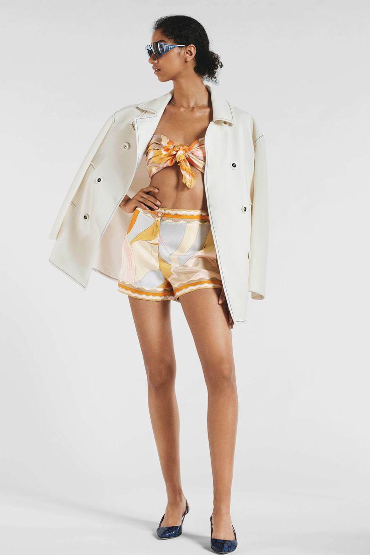 Emilio Pucci Resort 2019 Fashion Show