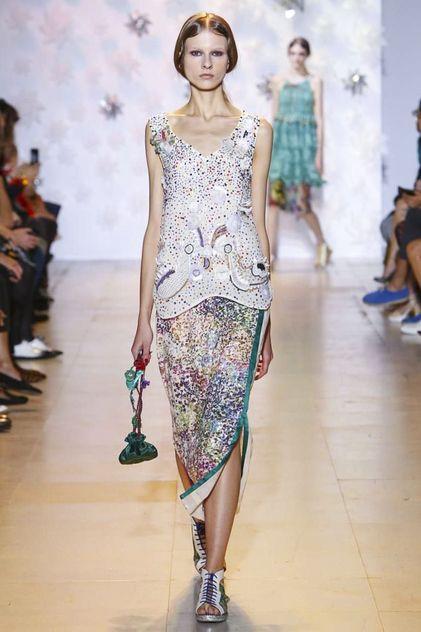 Tsumori Chisato Ready To Wear Spring Summer 2015 Paris