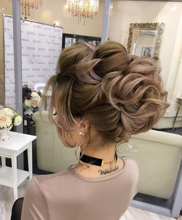 Breathtaking Updo hairstyle You Can Wear Anywhere