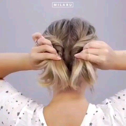 DIY Hair Tutorial Video