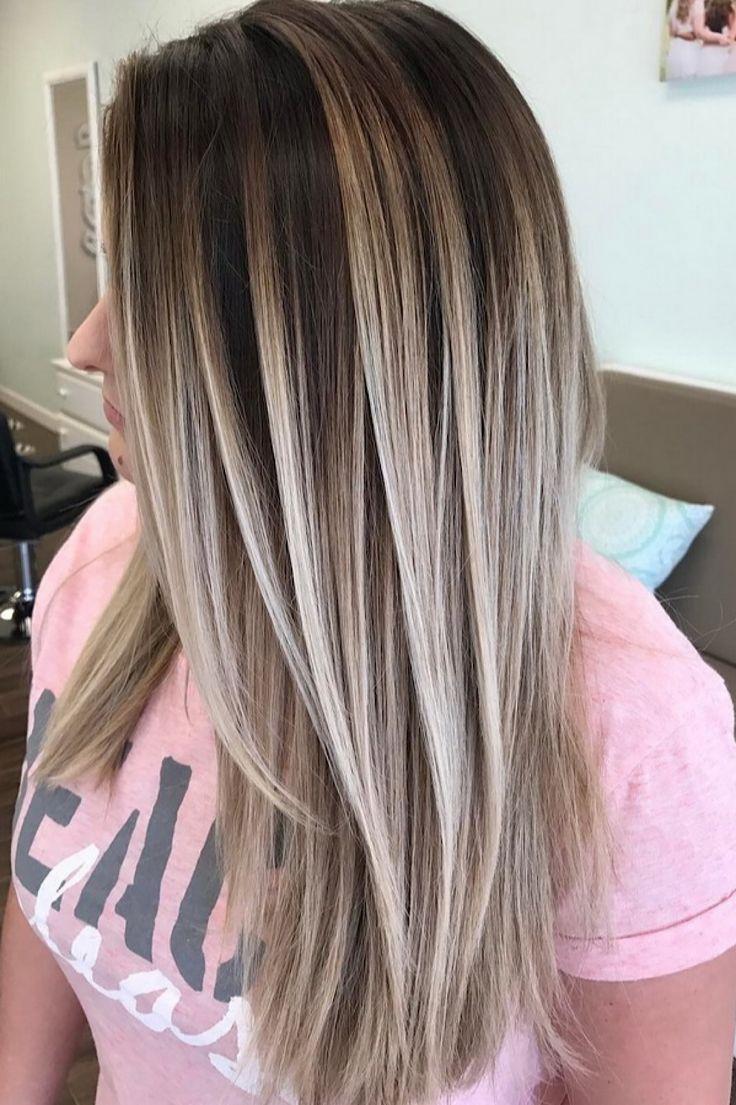 💆♀️ 51 Ultra Popular Blonde Balayage Hairstyle & Hair Painting Ideas @simplicitysalon