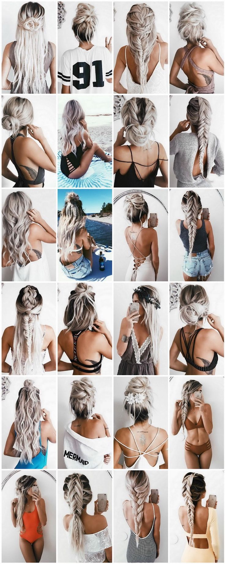 💇 24 Gorgeous Blonde Hairstyles @emilyrosehannon — Style Estate