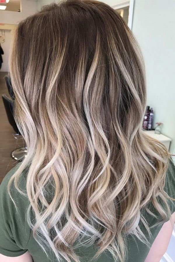 51 Ultra Popular Blonde Balayage Hairstyle & Hair Painting Ideas Morgan Freeman ...