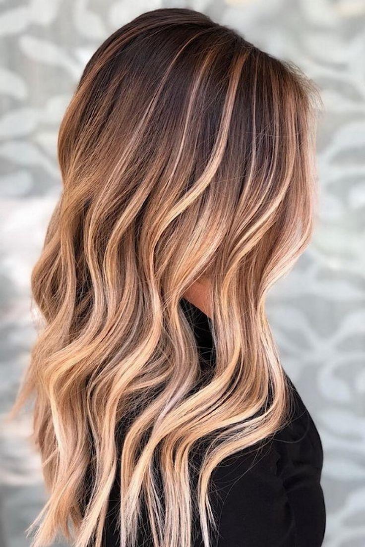 51 Ultra Popular Blonde Balayage Hairstyle & Hair Painting Ideas Morgan Freeman ...