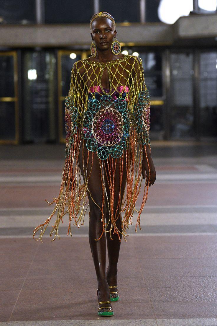 Area Fall 2019 Ready-to-Wear Fashion Show