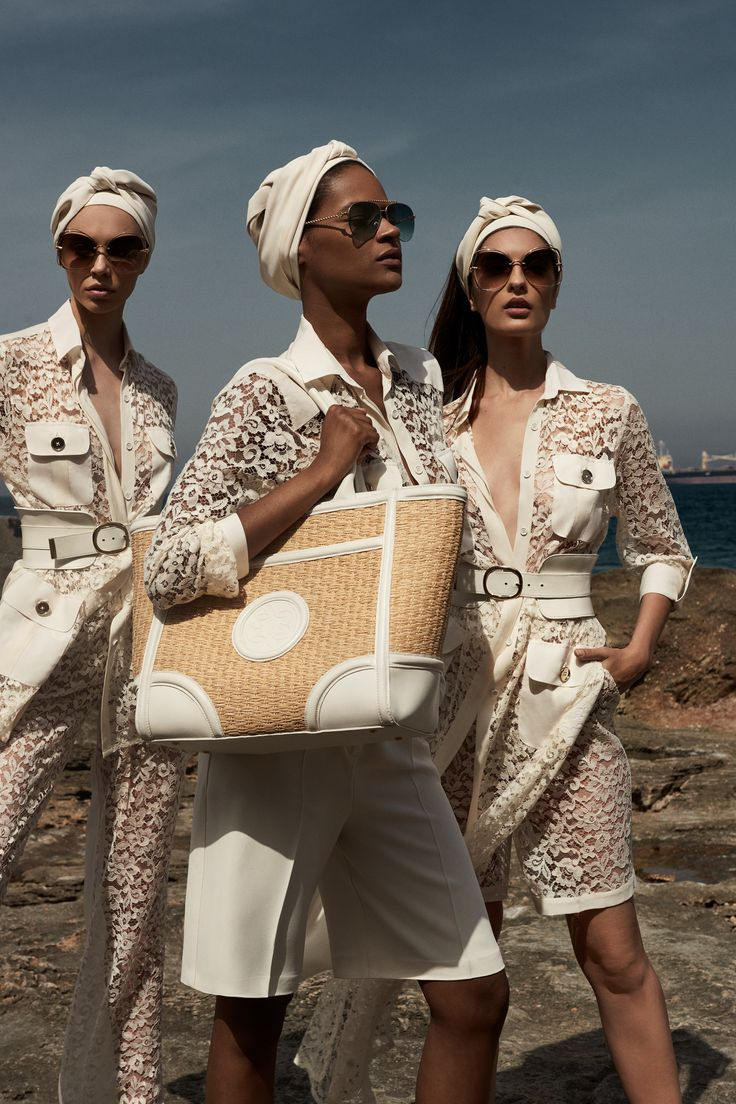"Elie Saab Resort 2020 Collection. "" Coastal Crossroads"""