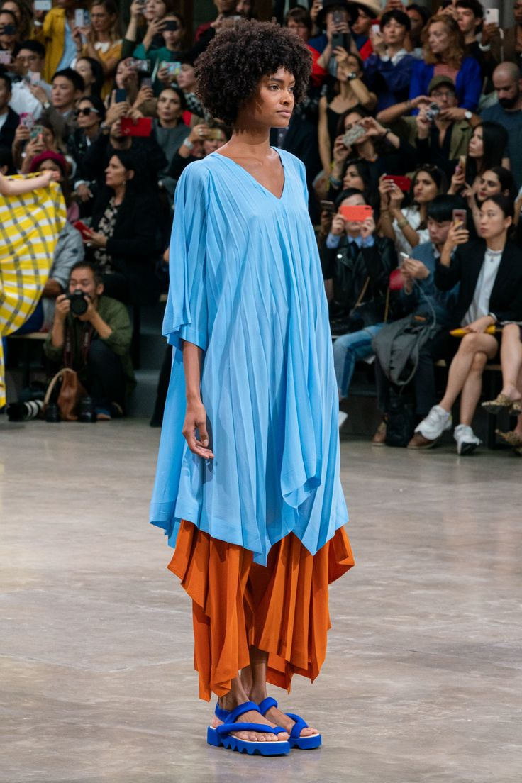 Issey Miyake Spring 2020 Ready-to-Wear Fashion Show