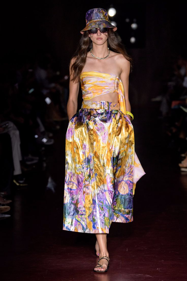 Peter Pilotto Spring 2020 Ready-to-Wear Fashion Show