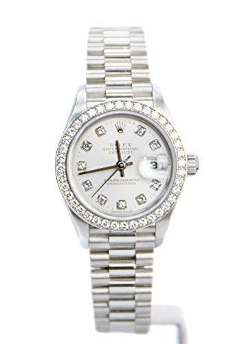 Rolex Datejust automatic-self-wind womens Watch 79136 (Certified Pre-owned) -- T...