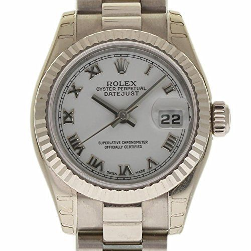 Rolex Datejust swiss-automatic womens Watch 179179 (Certified Pre-owned) *** To ...