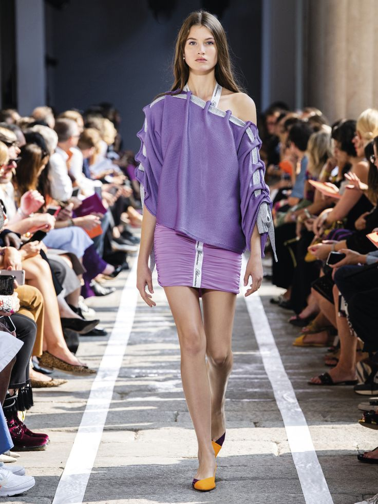 Blumarine Spring Summer 2019 Fashion Show Collection