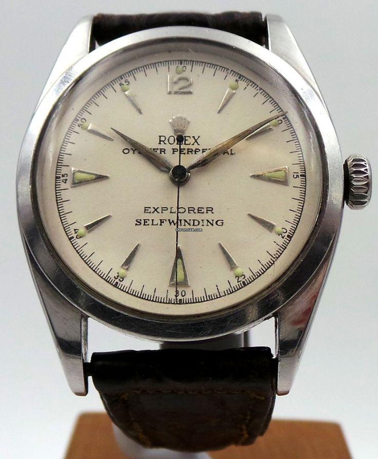 Rolex Pre-Explorer Brevet Vintage for $5,300 for sale from a Trusted Seller on