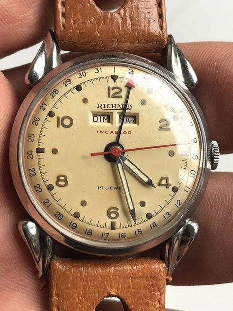 Trends in the Vintage Watch Market 2018 - Dress Watches - WahaWatches #MensWatch...