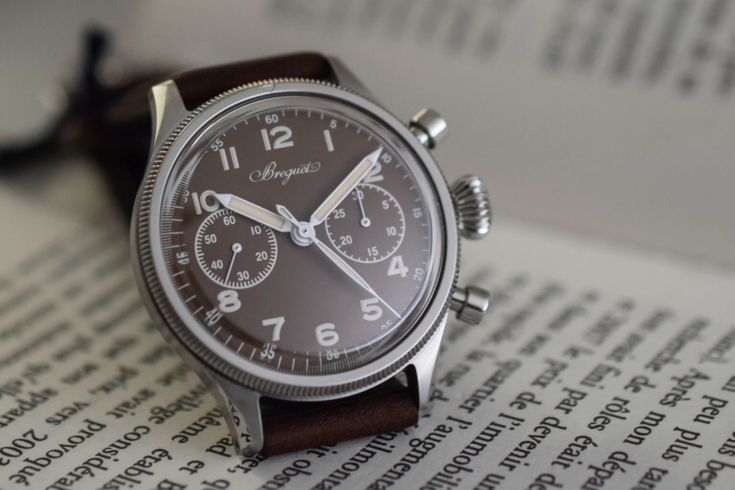 Unique Breguet Type 20 Revival 2055ST for Only Watch 2019 Hands-On